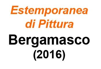 2016 - Estemporanea BERGAMASCO (AL)
