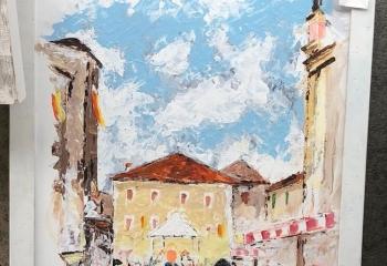 Dipinto di ENRICO